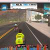 Zwift Giro di Castelli - Stage 3 へろへろ