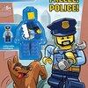 2017年2月9日新発売! 洋書「LEGO CITY: Freeze! Police!」ミニフィギュア付き