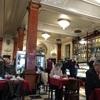 ベルサイユで遅めの朝食