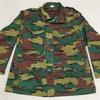 ベルギーの軍服  最新空挺迷彩スモック(ジグソーパターン)とは?  0138  🇧🇪