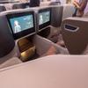 シンガポール航空 B787-10 ビジネスクラス搭乗記【シンガポール⇔バンコク】