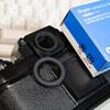Nikon F3の視度補正レンズにコシナがジョリーフィットな件