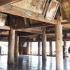 【 #宮島探訪 ② 】永遠の未完成建築と狛犬乱舞(12/16-17) 【千畳閣+α】