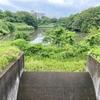 浦幡新田公園の調整池(仮称)(千葉県印西)