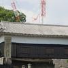 熊本城と御朱印、久しぶりのマンホール
