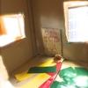 「お神輿の中に入っているものは?」保育園の子供の質問に答えて来ました。