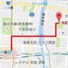 方広寺へのアクセス。京都駅からの行き方。