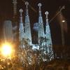 バルセロナ旅行記1