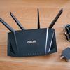 蟹の半身みたいなWi-Fiルーター ASUS RT-AX3000に買い替えたら自宅Wi-Fiが高速化されて大満足
