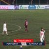 Bチーム: ポンテデーラと 0-0 のゴールレス・ドローで勝点1を獲得