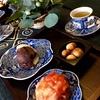 11月のお茶のテーブル