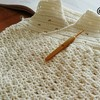 レッスンレポート)10/3個人レッスン 出産の不安も編み物のおかげで紛らされています