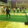 尾張旭バウンドテニス教室 第13回