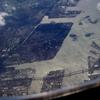 上海便からの眺め