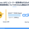 kintone API レコード一括取得APIのoffsetの上限値制限についてのCData製品の対応について