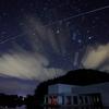 国際宇宙ステーション(ISS)の軌跡 2017年9月3日