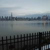 DJI Pocket 2 夕暮れの時間帯でテスト 2/14/2021 4K Walking Twilight New Jersey NJ West New York Port Imperial