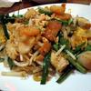 モンスーンカフェ@舞浜で『パッタイ』と『タイ海老トースト』を食べた