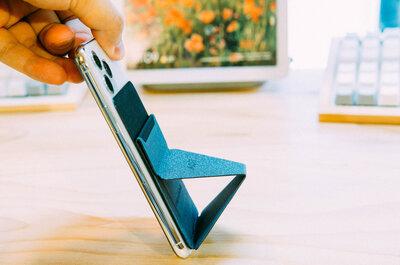 MOFTの「折り畳めるスマホスタンド」が想像以上に使いやすい!