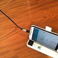 AndroidスマホのFMラジオ用簡易アンテナを自作した(Moto G4 Plus)