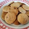 収穫したミントでクッキーを作ったよ〜っていう話