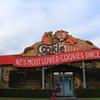 【ニュージーランド南島】クッキータイム直営店兼工場に行ってきた