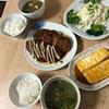 今日の晩御飯 豆腐有効活用 豆腐ハンバーグ