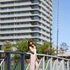 夏の思い出!ninaさん その16 ─ 関西モデルプレス撮影会 2019.9.8 神戸ハーバーランド ─
