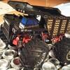 TA-02SW×メタルダンプトラック⑤バンパー製作・取付
