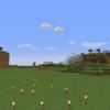 【MinecraftPC版】Part157 アイアンゴーレムトラップの周辺を整地