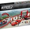 レゴ スピードチャンピオン 2018年新製品情報