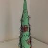 放課後デイサービスでクリスマスツリーを作ってきました。