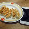 《餃子の王将Express アトレ秋葉原店》で、「ひとくち焼餃子」&「特製(?)水餃子ラーメン」を食べた朝