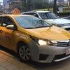 台湾タクシー事情まとめ。呼び方、料金、注意点。よく使う中国語も。