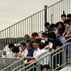 【HAHAHA】9月13日 JOCが東京都・水の森水上競技場で珍妙な気温操作実験。氷300kgの降雪機で気温を下げる実験が行われると、世界から笑われる。当然に変化せずに客席が濡れて終わる【2020年東京五輪】