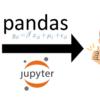 クラウドワークス内でPandasとJupyterの布教活動をおこなった話