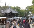 【愛知・あま市】毎月12日開催「甚目寺観音てづくり朝市」でマルシェを楽しんできました