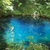 透き通るブルーの青森「青池」と周辺のおすすめ観光スポット!アクセス方法も