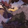 盾の勇者の成り上がり7話『神鳥の聖人』アニメ作品紹介。