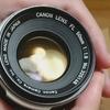 Canon FL 50mm F1.8を使ってみた話