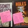 今年(2018年)読んだ中でのおすすめの英語本。『Holes』 by Louis Sachar
