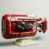 サポーター10,000人達成! レゴ アイデア「UCS レイのスピーダー(UCS Rey's Speeder)」