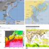 【台風情報】台風18号『ミートク』は10月初旬に九州地方に接近・その後日本海へ抜ける『りんご台風』と似た進路に!気象庁・米軍・ヨーロッパ中期予報センターの予想は?