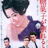 "<span itemprop=""headline"">映画「砂糖菓子が壊れるとき」(1967)若尾文子主演。</span>"