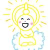 ブログ100記事を支えてくれた友人・阿弥陀如来・こびとのはなちゃん・鳳凰・恵比寿様・龍神。感謝の毎日です。