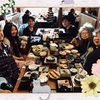 家族でかごの屋さんに食事に〜♪☆*:.。. o(≧▽≦)o .。.:*☆