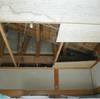 天井工事3−1(目スカシ長尺ラミネート天井板の張替え)