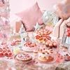咲かせて 咲かせて 桃色女子のためのピンクづくし「Christmas Girl's Room」@ヒルトン東京 お台場
