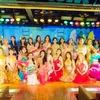 Gül Bahar Belly Dance School 発表会、終えました♪