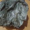 鉱石採集 緑閃石を研磨してみた